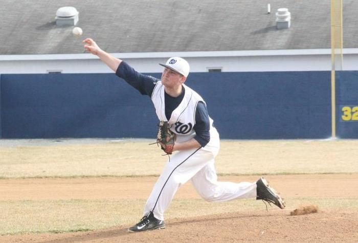 Wolverines Baseball Sweeps the CNU Captains