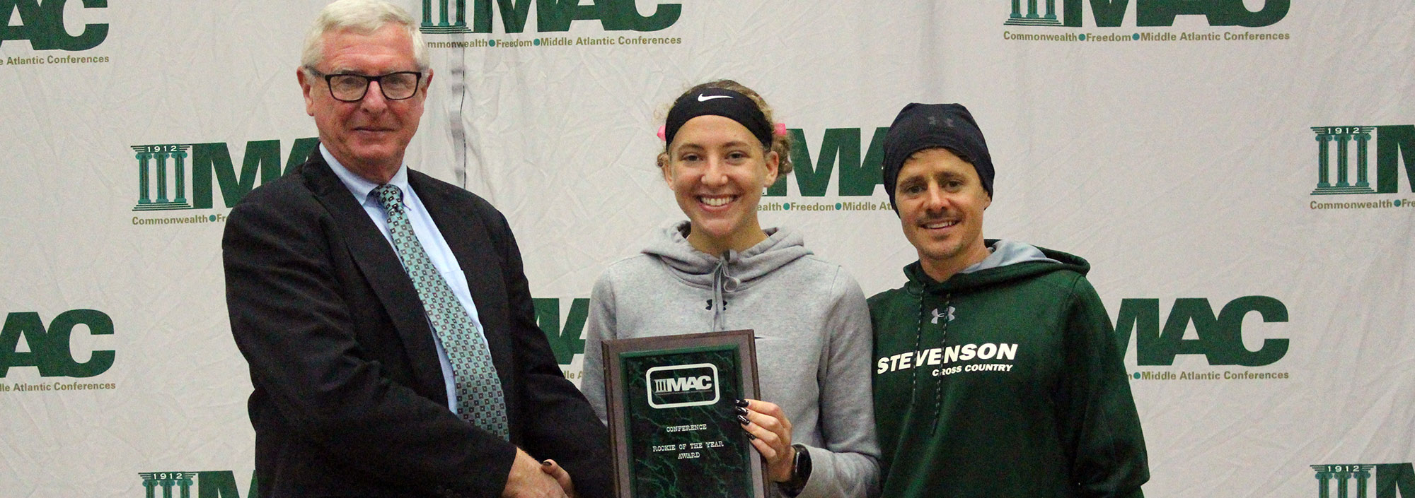 Sabo Wins Rookie of the Year, Mustangs Finish Program-Best Fifth at MAC Championship