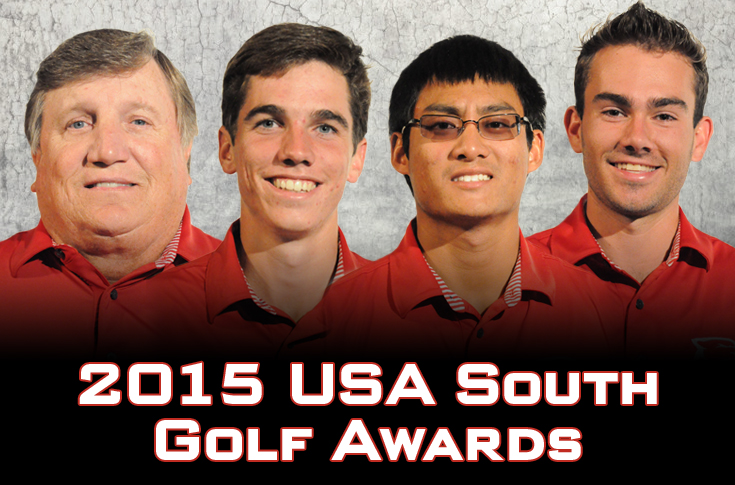 USA South Golf Awards: Howard Player of the Year, Richter Coach of the Year