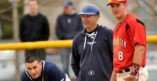 "MASCAC Made:  ""Mike Kelley - Massachusetts Maritime Football & Baseball"""