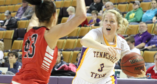 Golden Eagles sizzle in topping Lady Govs by 22 points