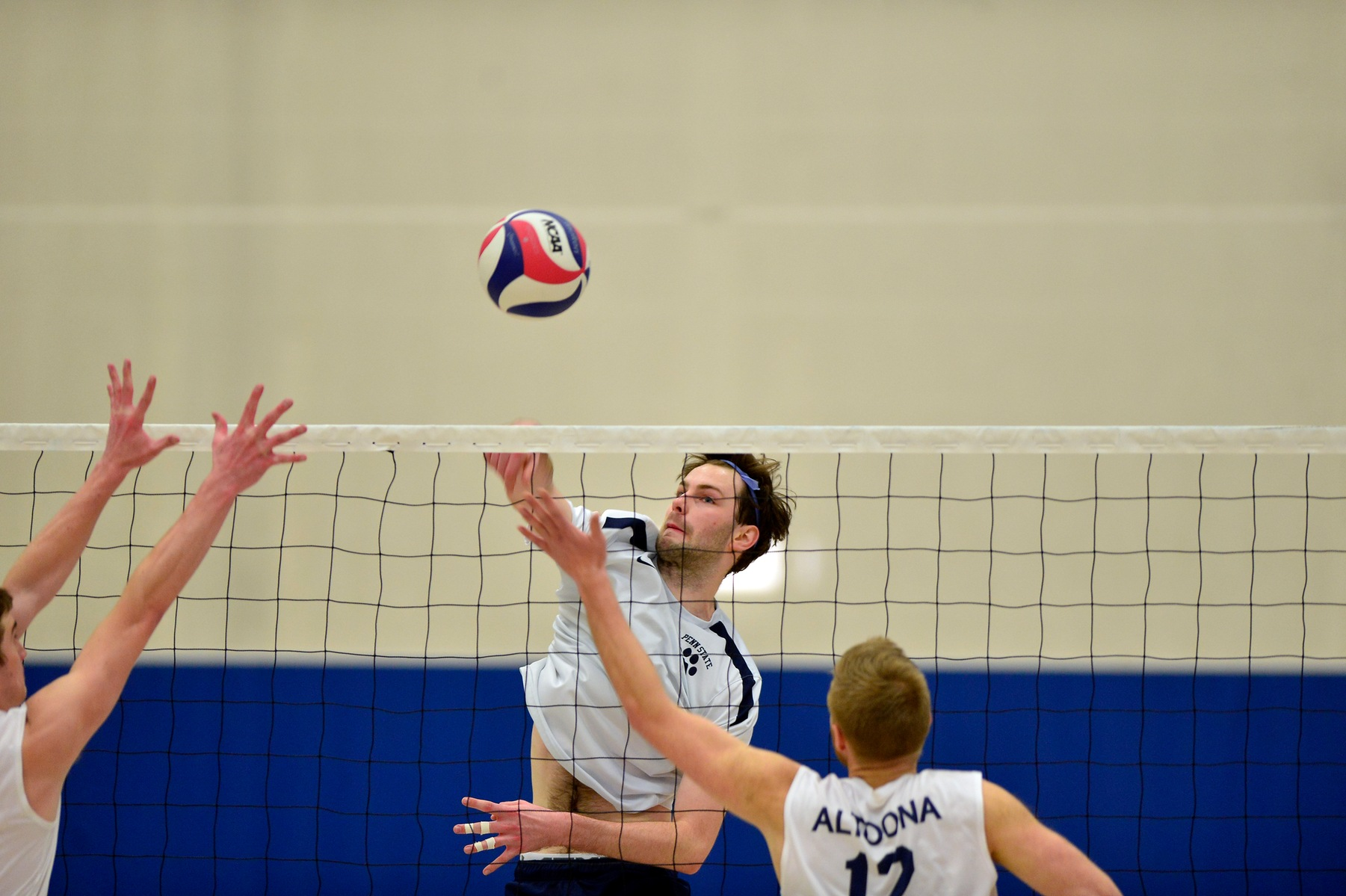 Men's Volleyball Defeats D'Youville