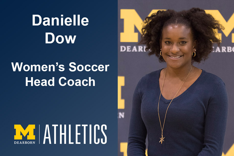 Photo for Dow chosen to lead Wolverine women's soccer
