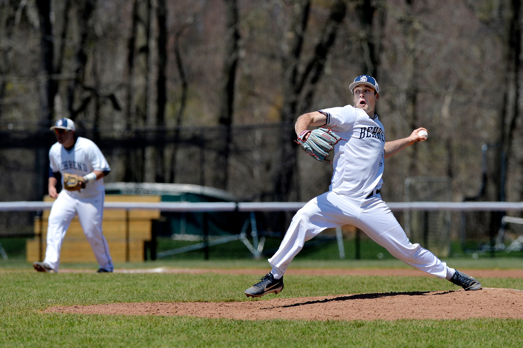 Herzing Selected AMCC Pitcher of the Week
