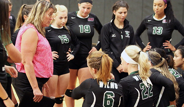 Fifth Set Comeback Gives Wilmington Volleyball a 3-2 Victory over Millersville in Home Opener