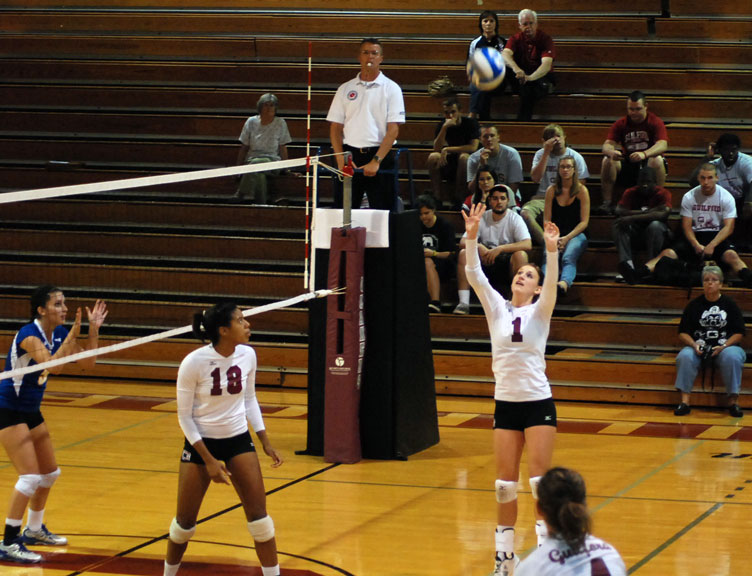 Quakers Take Down Salem, 3-0