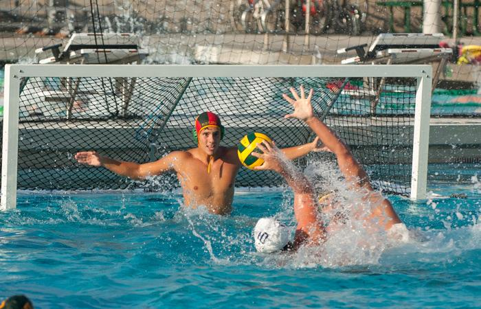 Golden West Men's Water Polo Goes 4-0 at RCC Tournament