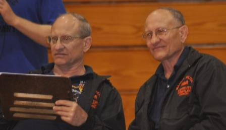 Jim and Dave Hazewinkel Tap Out on Their Hall-of-Fame Wrestling Careers at MMI