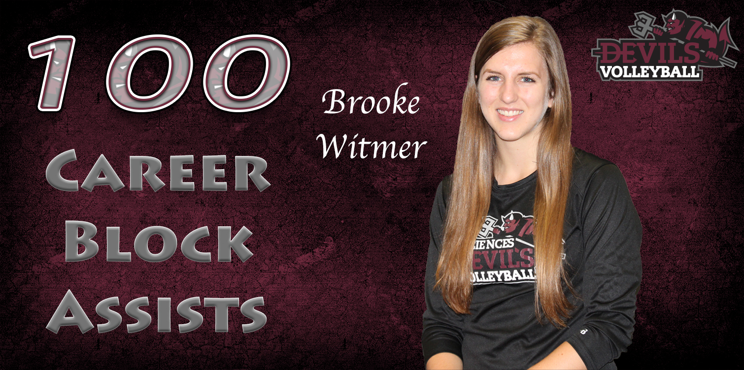 Witmer Reaches Milestone as Volleyball Opens 2018 Season on Saturday