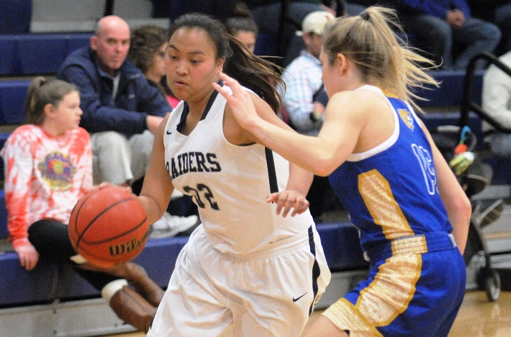 Women's Basketball: Rivier falls on the road at USJ, 80-55