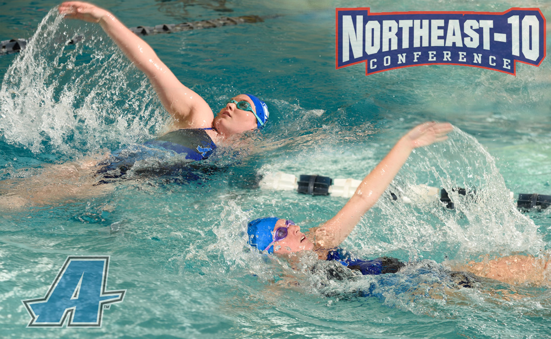 Morgan and Quirk Repeat NE-10 Honors
