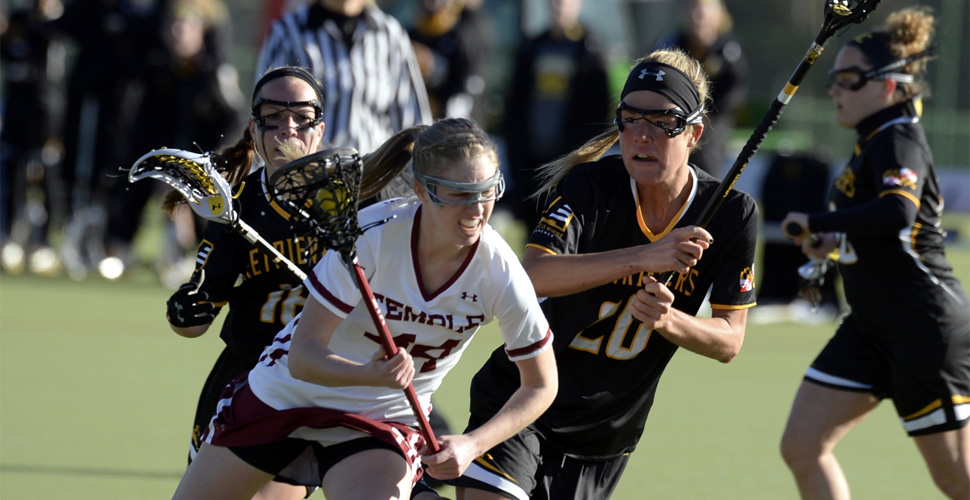 Women's Lacrosse Entertains La Salle in Home Opener Saturday
