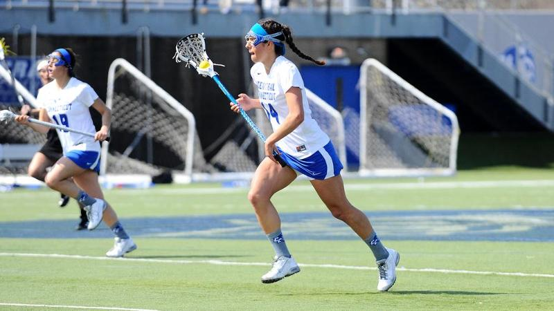 Women's Lax Caps Regular Season with Win