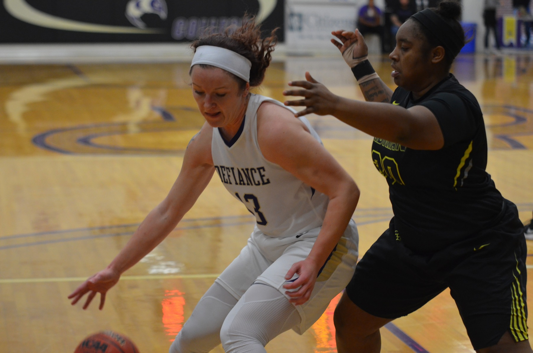 Women's Basketball Routed in HCAC Action at Transylvania