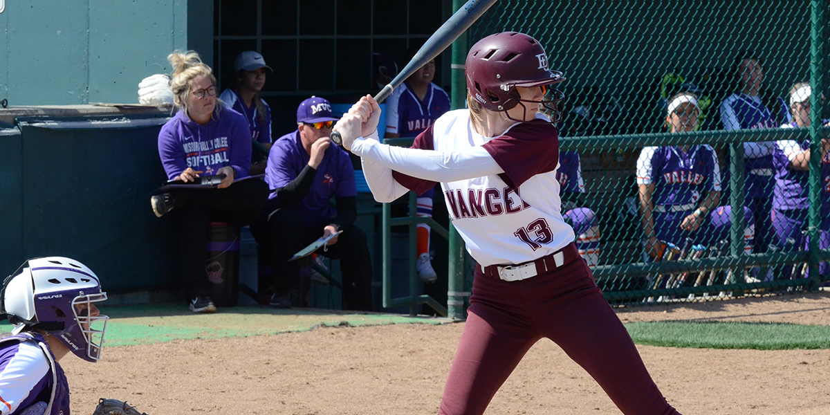Evangel Softball Sweeps Missouri Valley