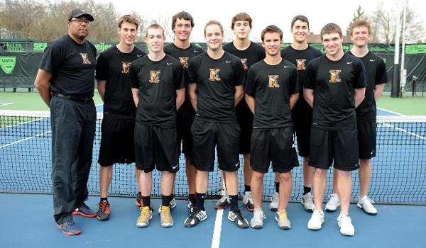 Team picture of Men's Tennis