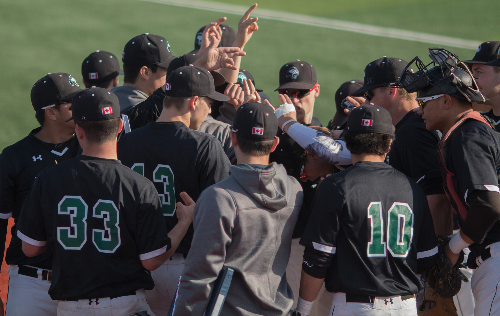 Men's Baseball comes up short at NWAC Super Regional's