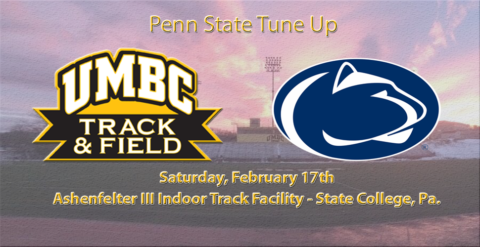 Track and Field Travels to State College for Penn State Tune Up Saturday