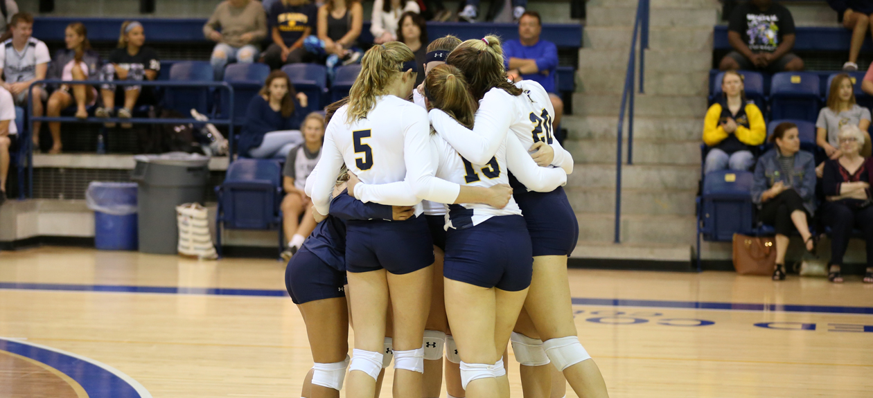 St. Mary's Volleyball Succumbs to Second Straight Five-Set Loss