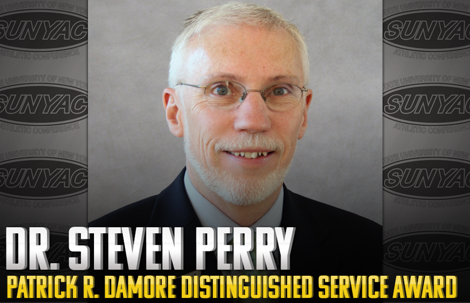 Dr. Steven Perry to Receive Dr. Patrick R. Damore Distinguished Service Award
