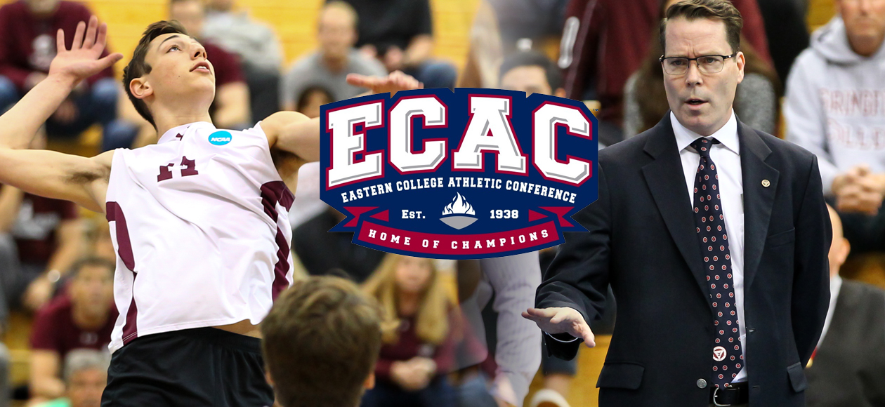 Brandow and Sullivan Earn ECAC Rookie and Coach of the Year Honors