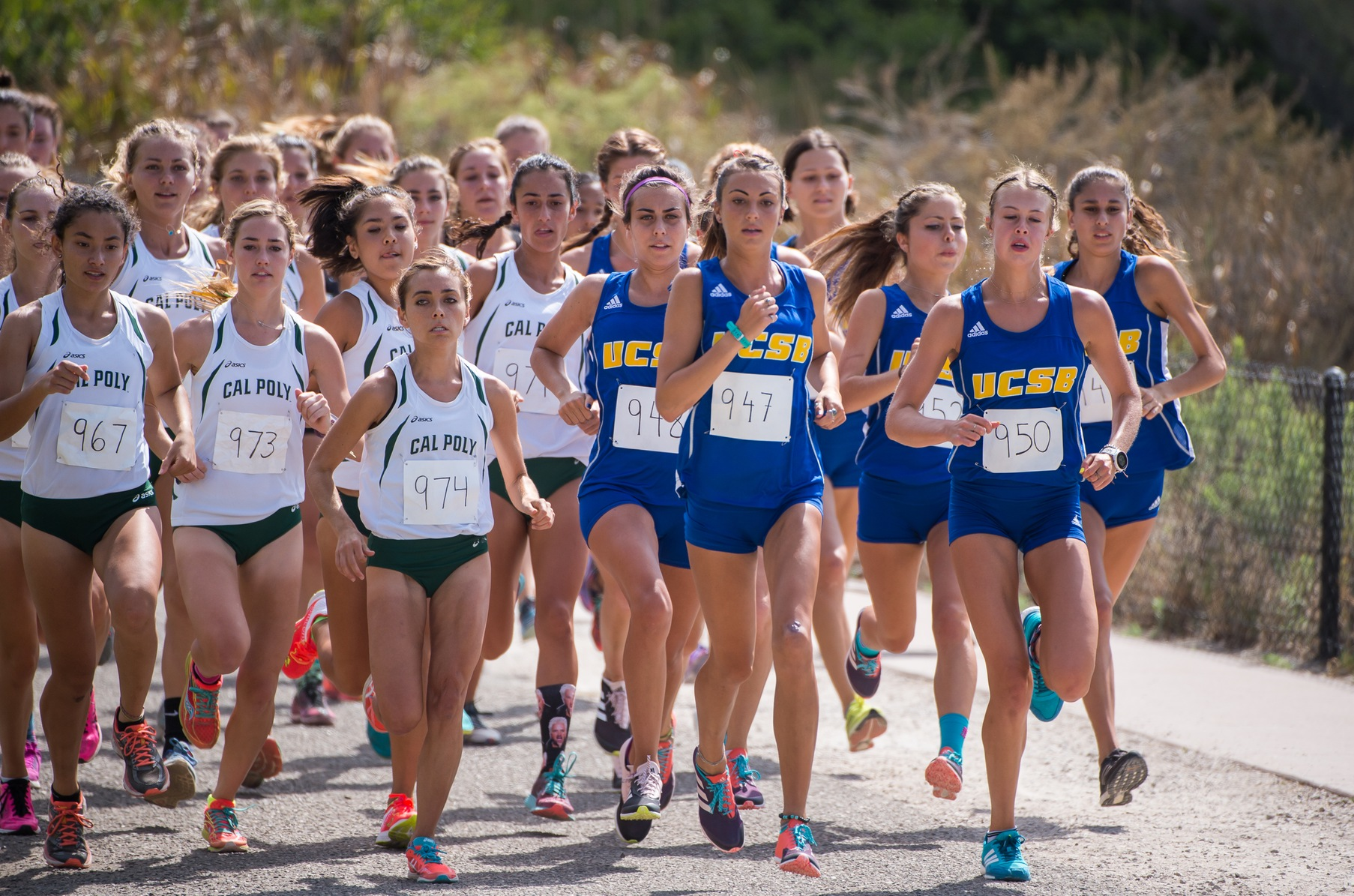 Cross Country Ready to Take on Stiff Competition at UC Riverside Invitational