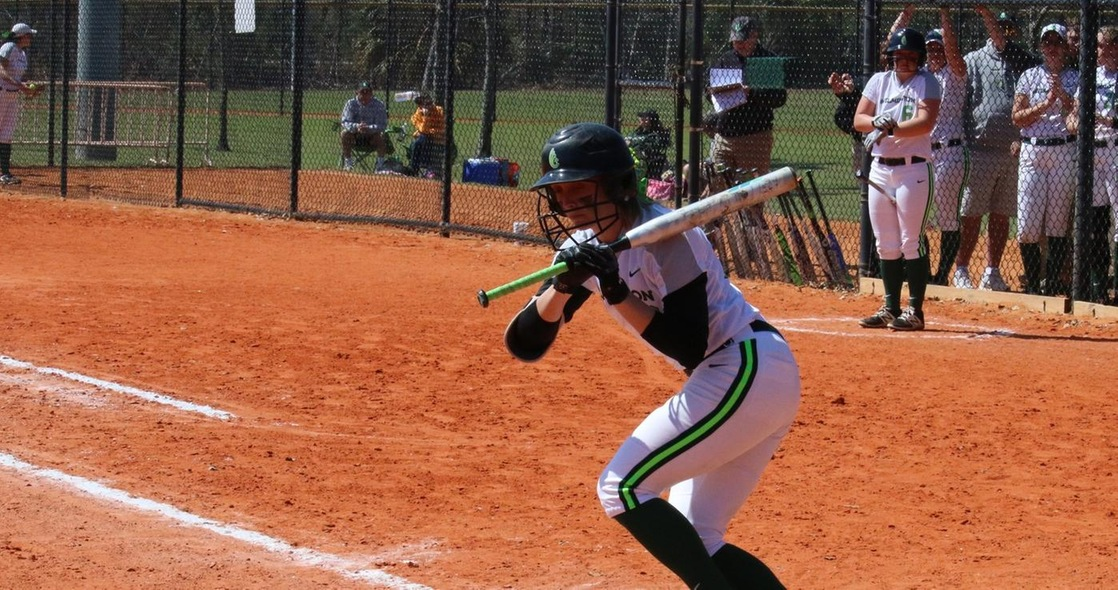 Softball Falls in Series at John Carroll