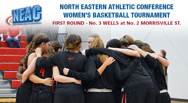 Women's Basketball To Compete In NEAC Postseason Play