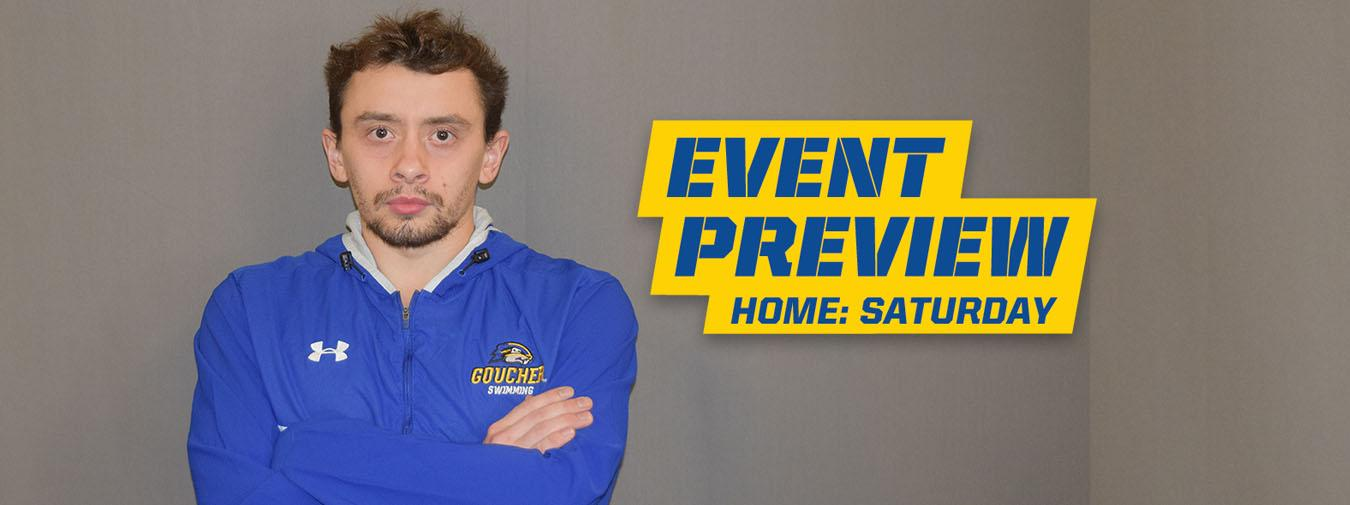 Goucher Swim & Dive hosts Salisbury at von Berries Pool on Saturday