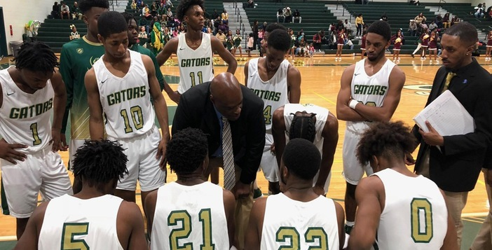 Gator Fall to Top Ranked New Hampstead in Last Regular Season Game