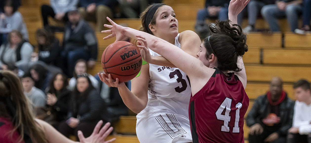 Babson Runs Past Women's Basketball, 70-57, in NEWMAC Play