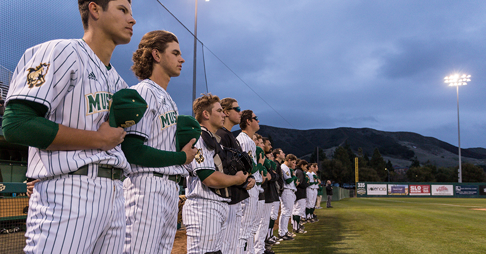 Cal Poly Baseball Team to Host New Mexico for Single Game Tonight