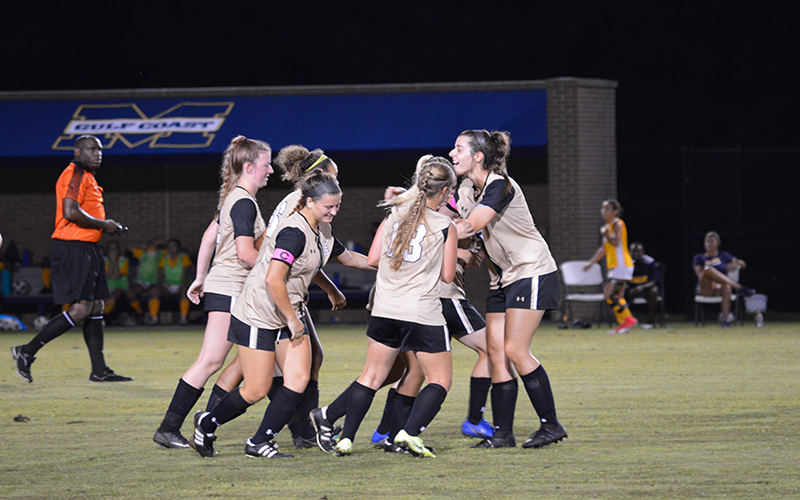 Lady Warrior Soccer Gets 5-1 Road Win Over Gulf Coast