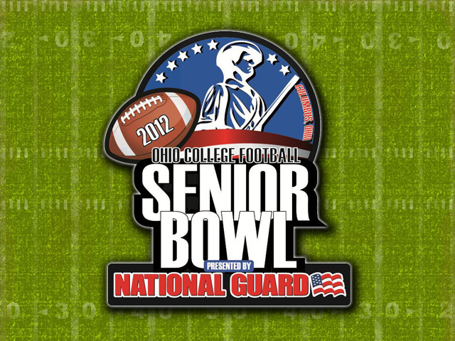 Five Selected to Ohio Army National Guard Senior Bowl Team