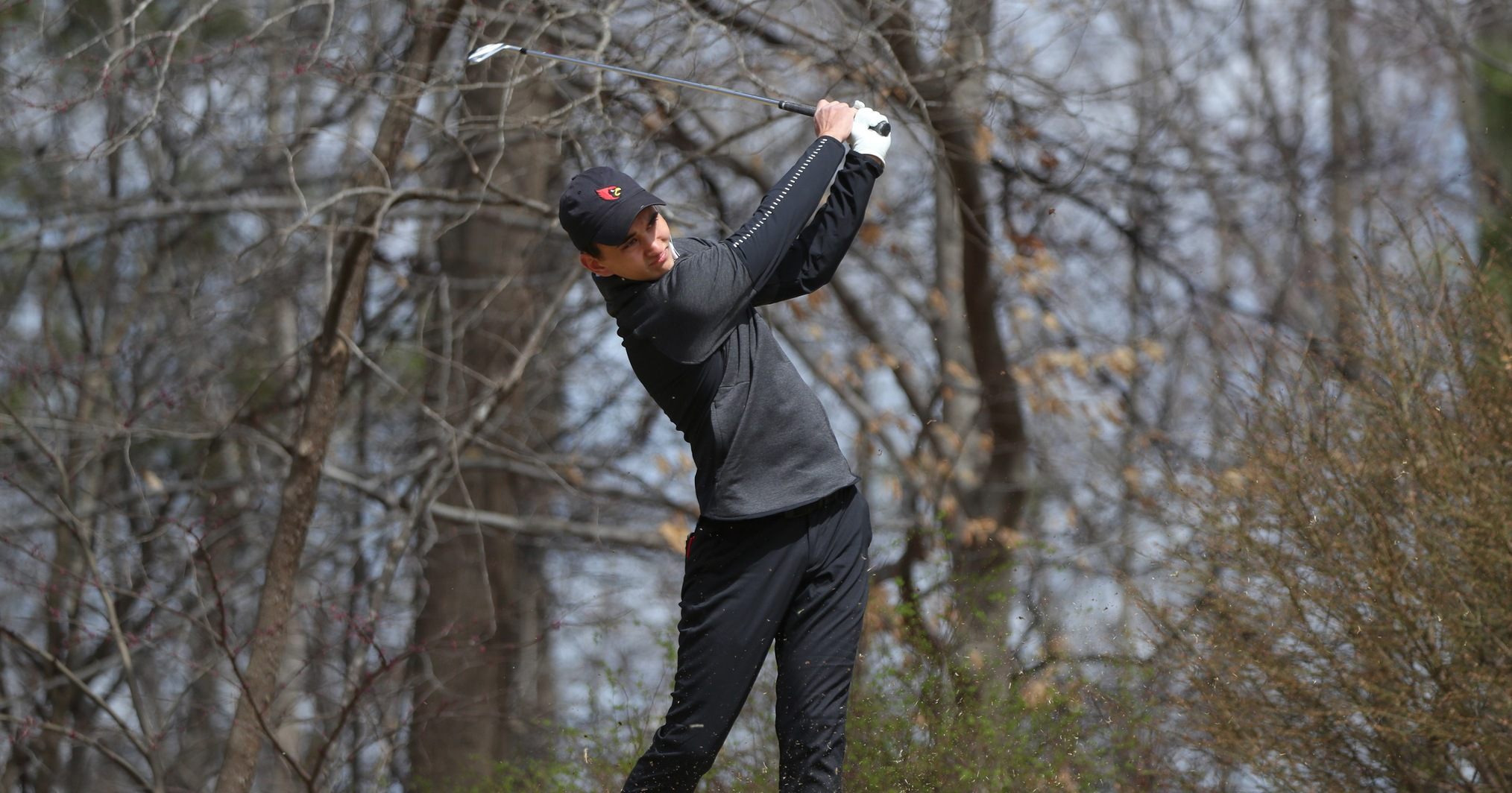 Cardinals Place Fifth in Susquehanna Invitational
