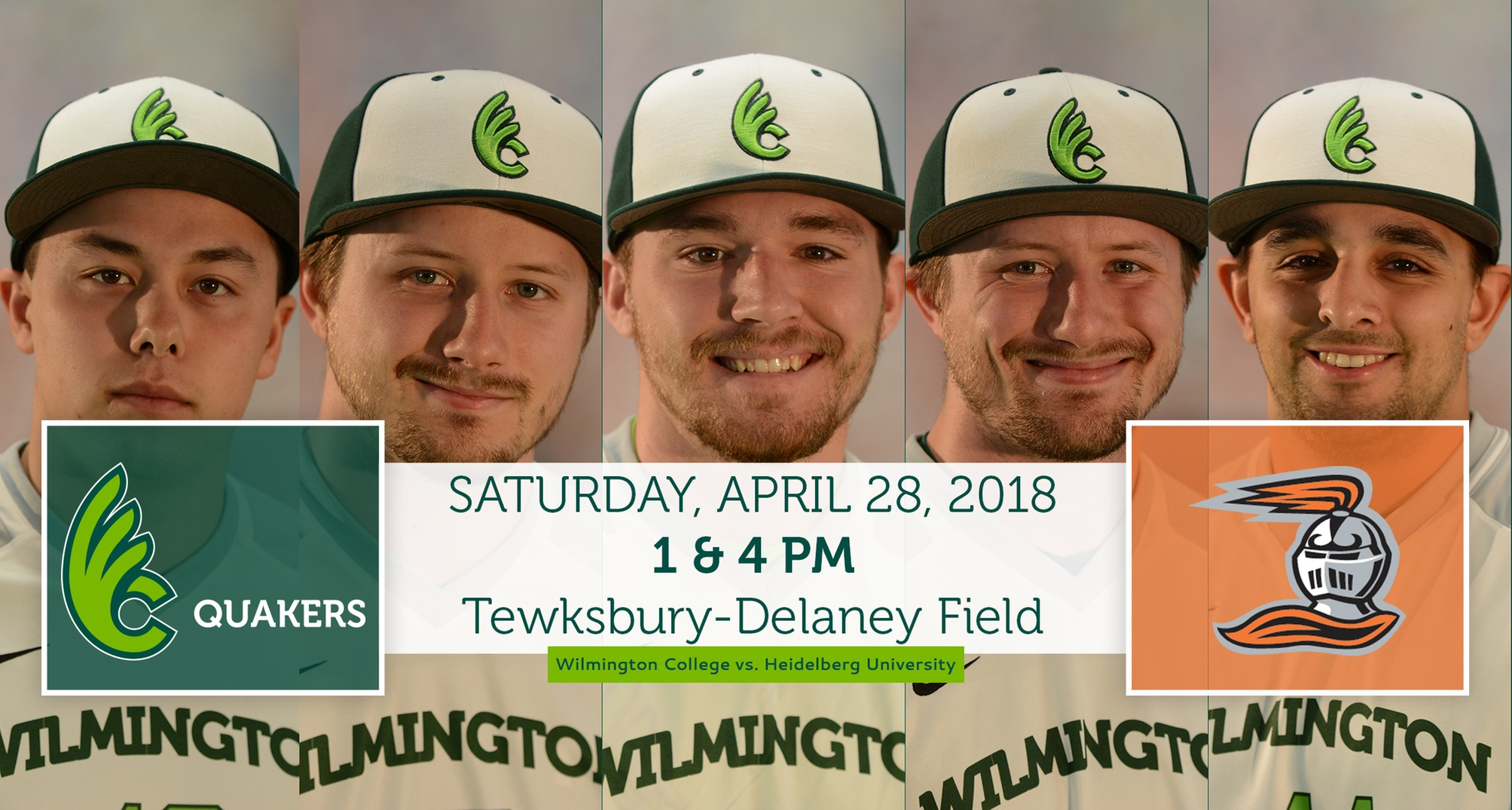 Baseball Hosts Heidelberg on Senior Day Saturday