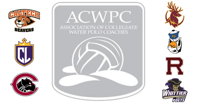 SCIAC Men's Water Polo Student-Athletes Garner 2017 ACWPC All-Academic Recognition