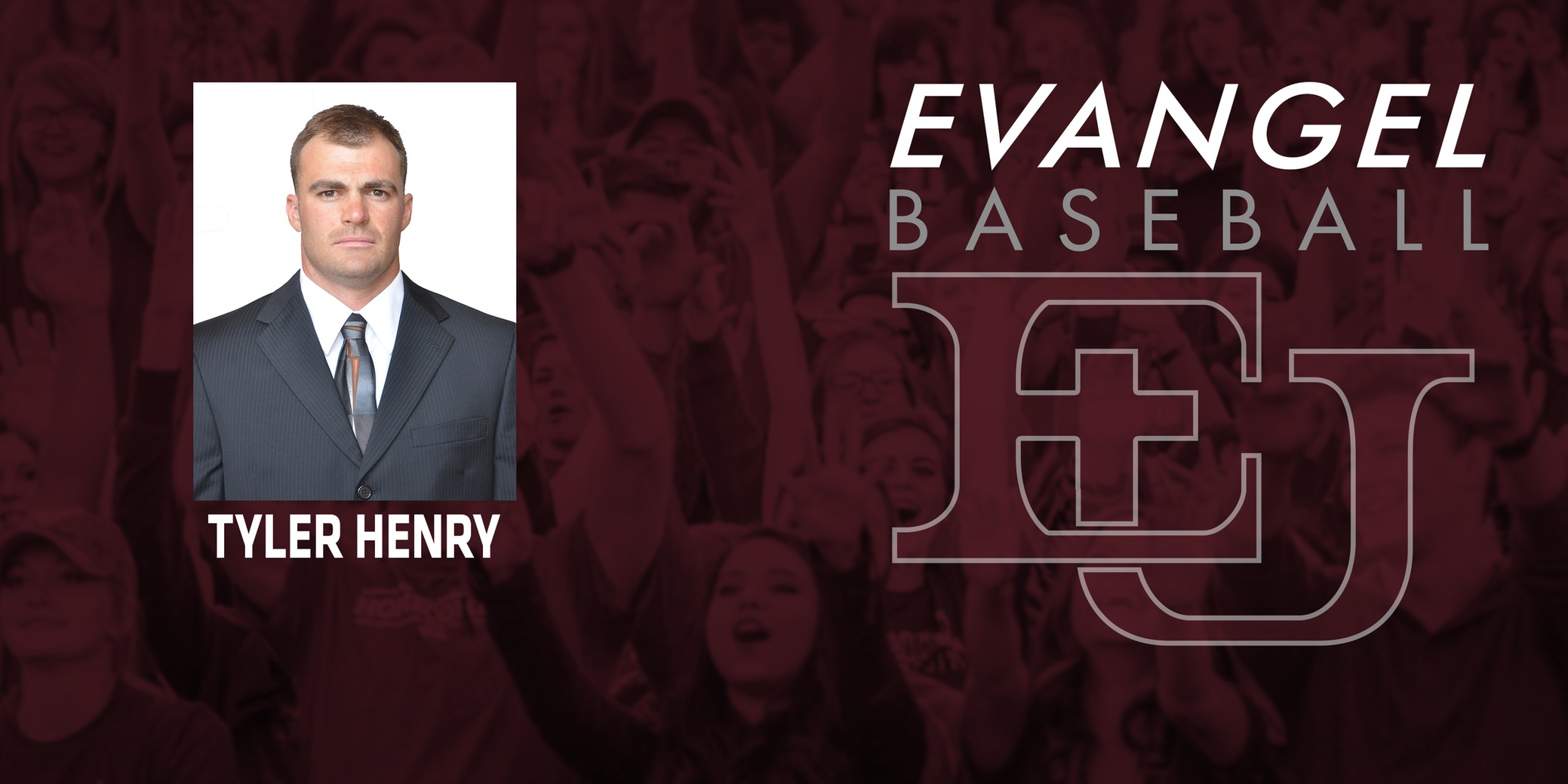 Tyler Henry Named Evangel Baseball Assistant