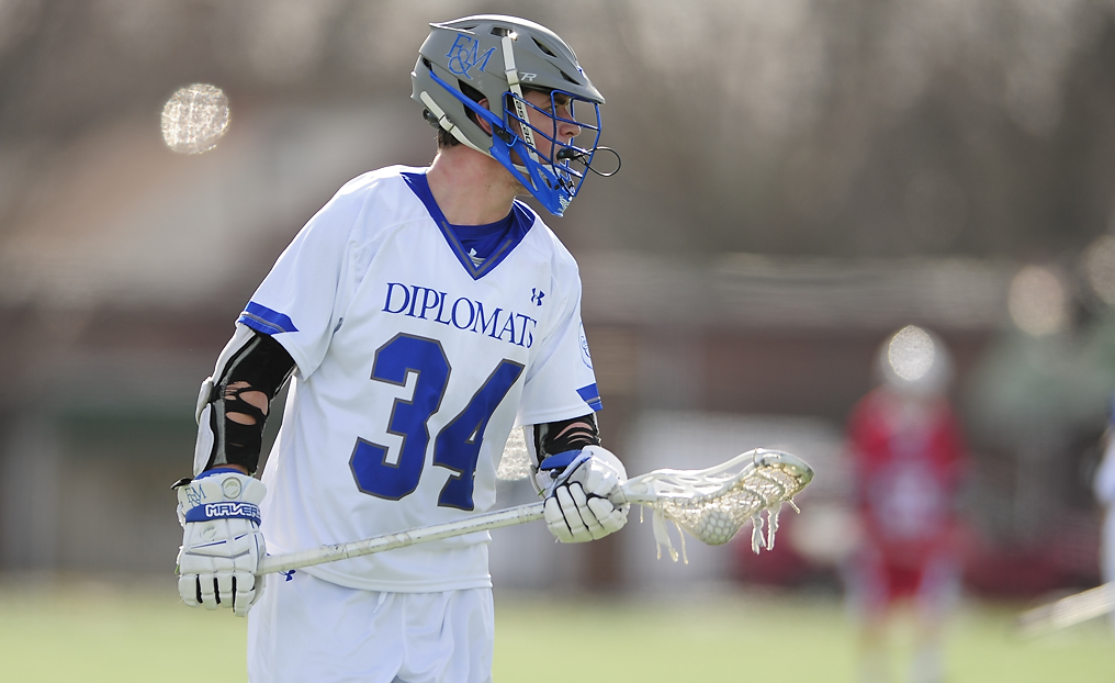 Career Day for Mollihan lead F&M over Lords