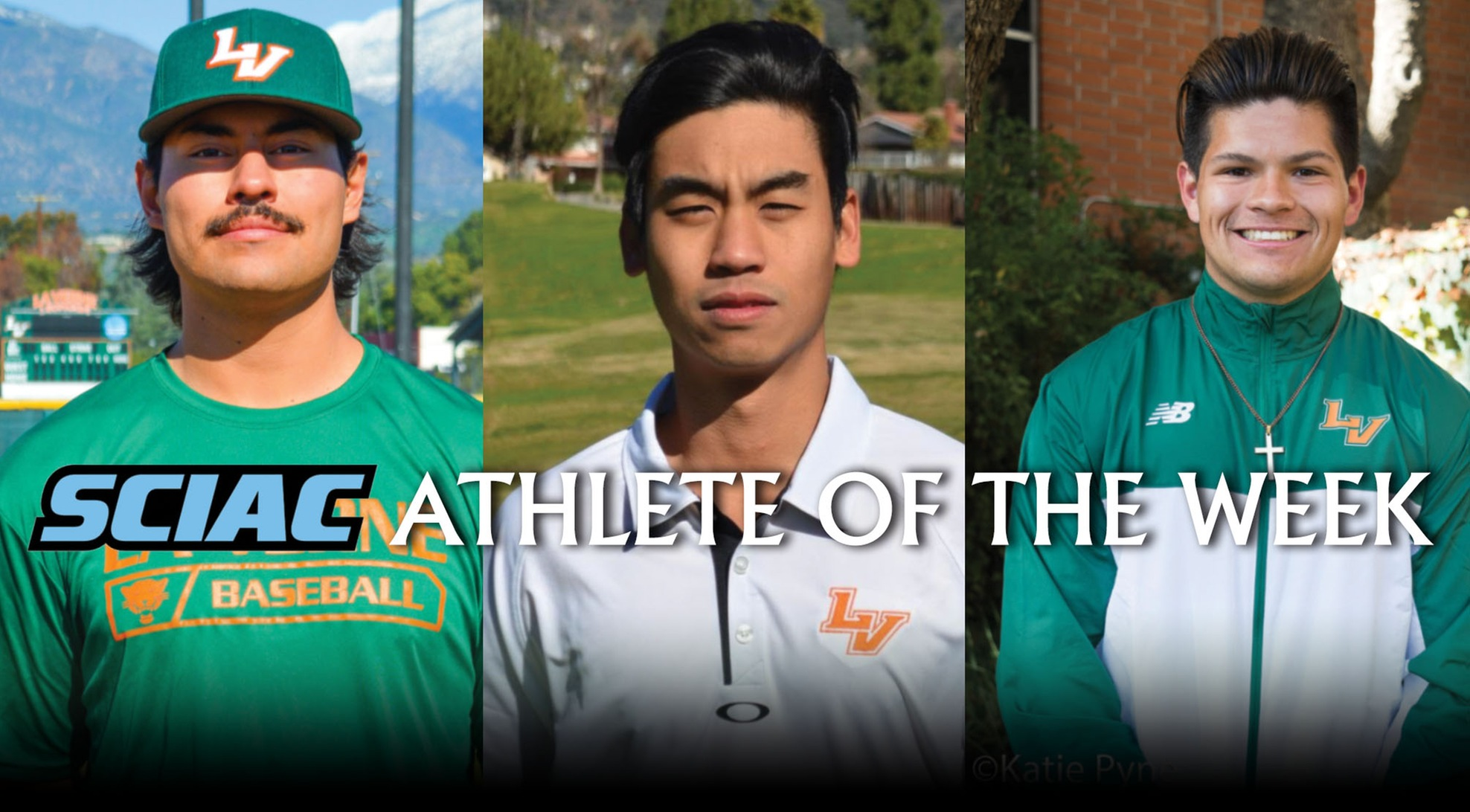Santa Cruz, Phanomchai, Pedroza named SCIAC AOW