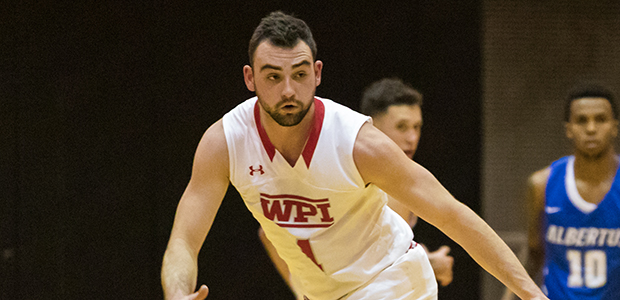 Jake Wisniewski Playing Basketball
