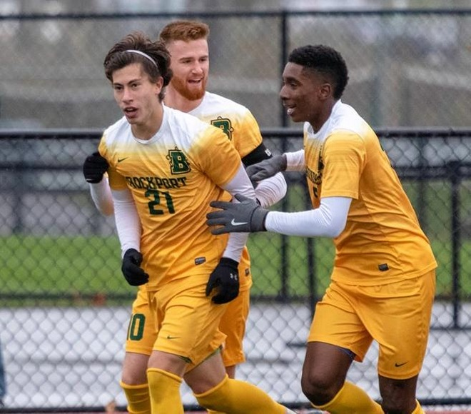 Brockport, Oneonta move on to men's soccer semifinals