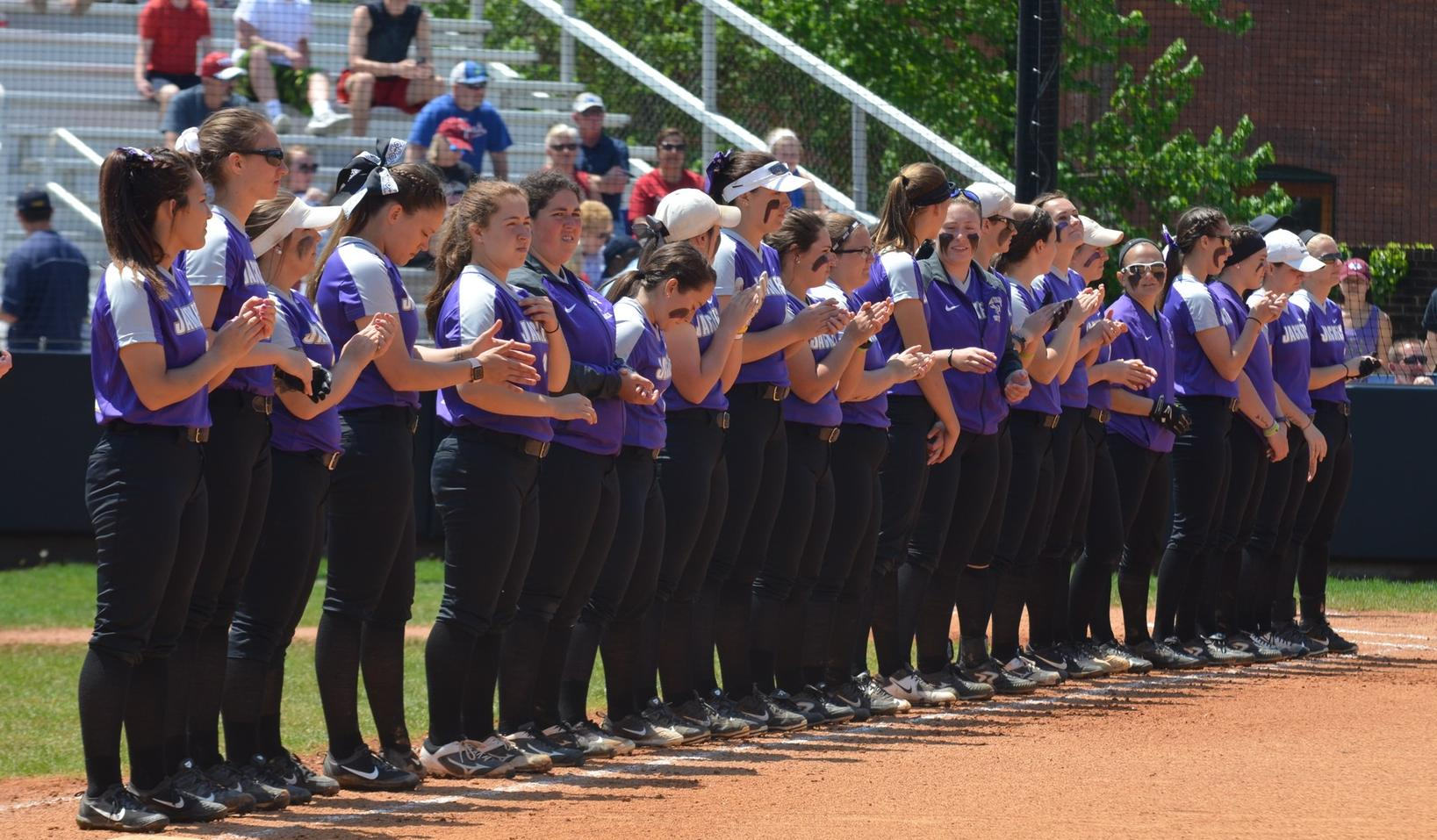 Softball Holds Extra Special Home Run Derby