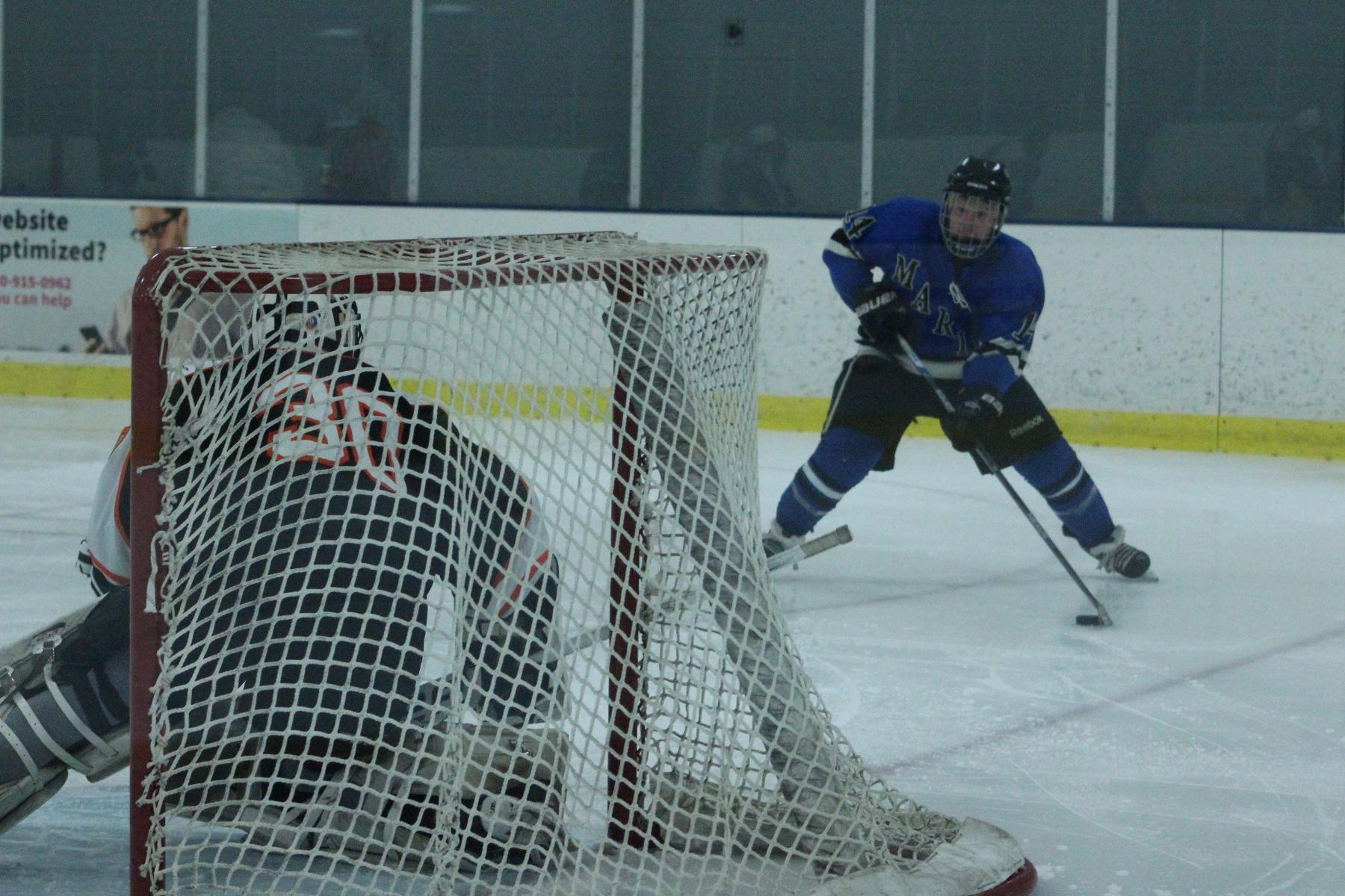 Sabres Skate Past Steele County, 9-4