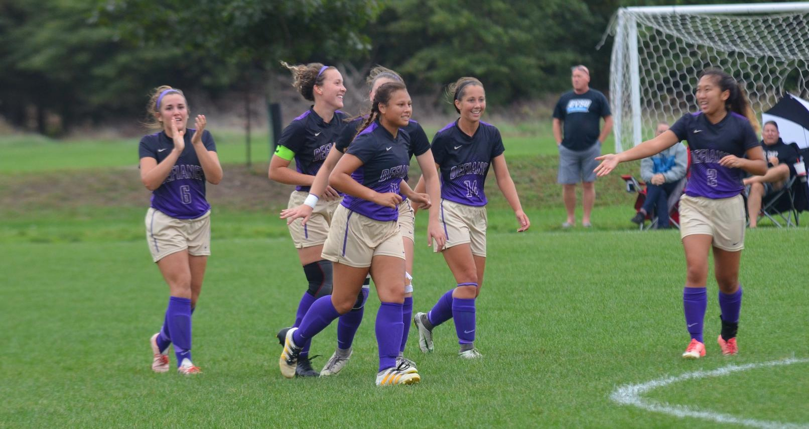 Women's Soccer Schedule Set for 2019 Season