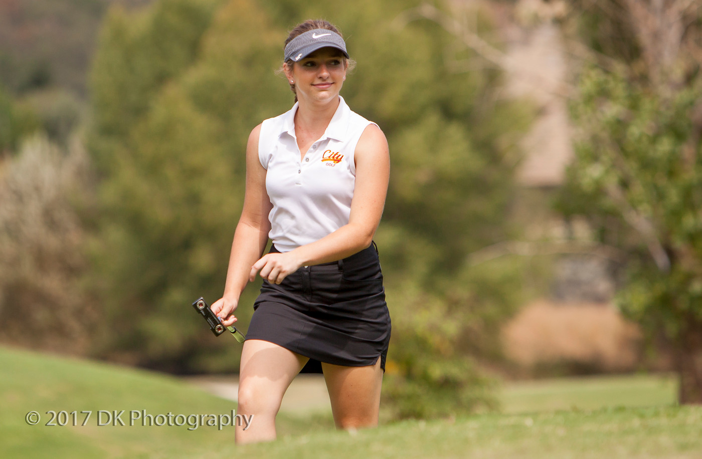 Hannah Peters shoots an individual season best 88 at the Big 8 Tournament #5 at Tracy CC
