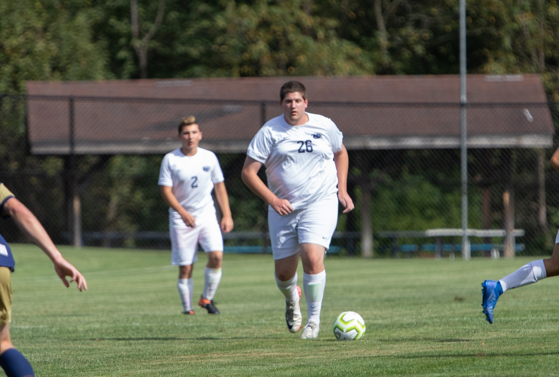 Men's Soccer Takes Down York 5-0