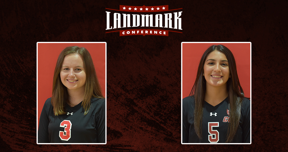 Martinez Named to All-Landmark First Team, Kelly Second Team