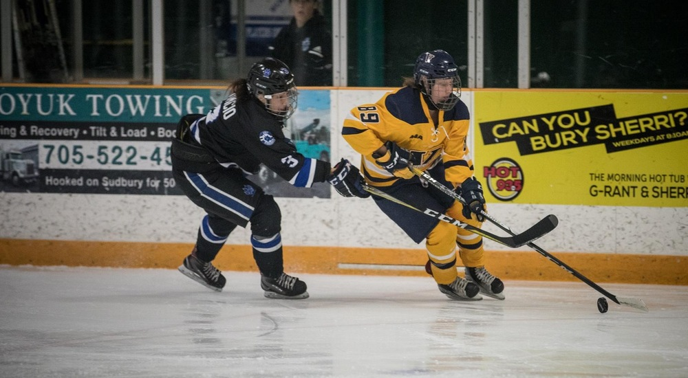 WHKY | Voyageurs Edged Out by Varsity Blues