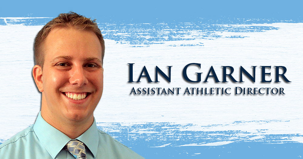 Garner Steps Down as Assistant Athletic Director